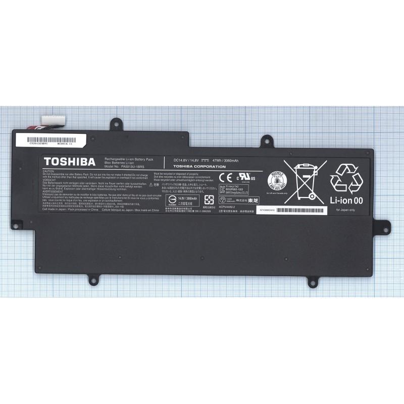 Аккумуляторная батарея PA5013U-1BRS для ноутбука Toshiba Portege Z830 47Wh черная ORIGINAL