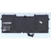 Аккумуляторная батарея C4K9V для ноутбука Dell XPS 12 9Q33 7.4V 55Wh черная ORIGINAL