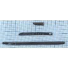 Боковые рамки (комплект 3 штуки) для Acer Iconia Tab A700/A701 сербристые