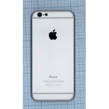Задняя крышка для iPhone 6 (4.7) Silver AAA