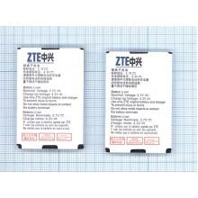 Аккумуляторная батарея ZTE Li3708T42P3h553762 для ZTE C160 ZTE C180 3.7V 2.96Wh