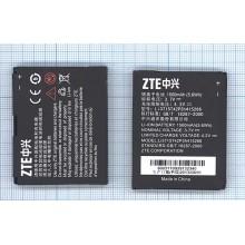 Аккумуляторная батарея ZTE Li3715T42P3h415266 для Z990 3.7V 5.55Wh