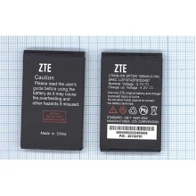 Аккумуляторная батарея ZTE Li3710T42P3h553457 для ZTE D930 Cricket 3.7V 3.7Wh