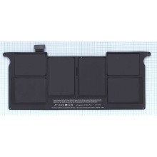 Аккумуляторная батарея A1406 для ноутбука Apple MacBook Air A1370 35Wh OEM