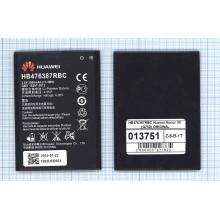 Аккумуляторная батарея HB476387RBC для Huawei Honor 3X (G750) ORIGINAL