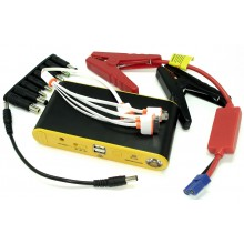 Компактное пусковое устройство Jump Starter G15 (400А; 44.4Wh)