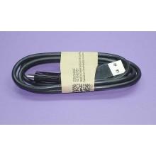 Кабель AI-MUSB для зарядки и синхронизации MicroUSB на USB 2.0 черный
