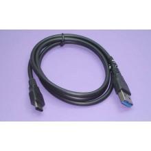 Кабель AI-TCSS для зарядки и синхронизации Type C на USB 3.0 SuperSpeed черный