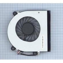 Вентилятор (кулер) для ноутбука DNS / MSI W150 W350 W370