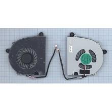 Вентилятор (кулер) для ноутбука  Clevo W150 W150HRM W170 W170HR i7