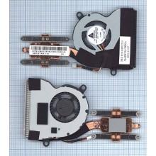 Система охлаждения для ноутбука ThinkPad X100E E10 4150100 4150121