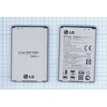Аккумуляторная батарея BL-59JH для LG Optimus L7 II Dual P715