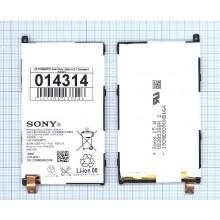 Аккумуляторная батарея LIS1529ERPC для Sony Xperia Z1 Compact D5503