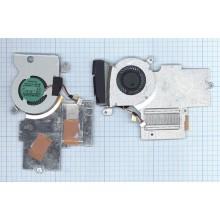 Вентилятор (кулер) для ноутбука Acer Aspire one 725