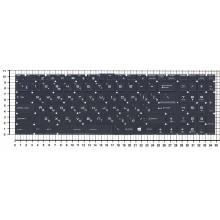 Клавиатура для ноутбука MSI GT72 GS60 GS70 GP62 GE70 черная с подсветкой