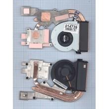 Система охлаждения для ноутбука LENOVO IdeaPad Y400 Y500