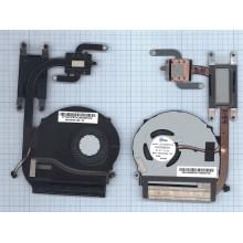 Система охлаждения для ноутбука Lenovo IdeaPad Flex 14 15 в сборе