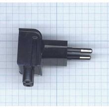 Адаптер-переходник Europlug (Евровилка) для блоков питания Asus