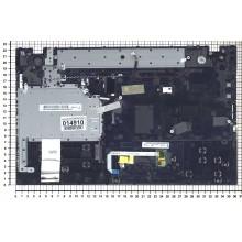 Клавиатура для ноутбука Samsung 300V5A 305V5A NP305V5A NV300V5A черная топ-панель серая рамка