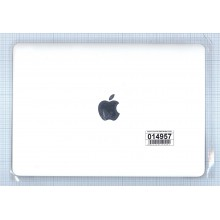 Крышка Apple Macbook A1534 (матрица в сборе) серебро