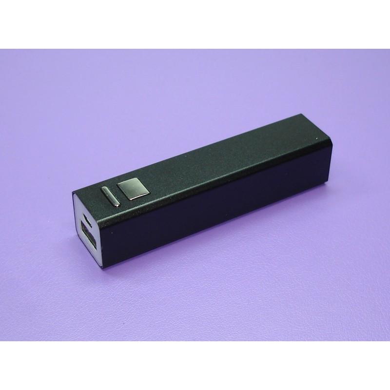 Универсальный внешний аккумулятор Power Tube для смартфонов 2600mAh 5.0V