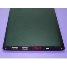 Универсальный внешний аккумулятор PowerBank Display 20000mAh