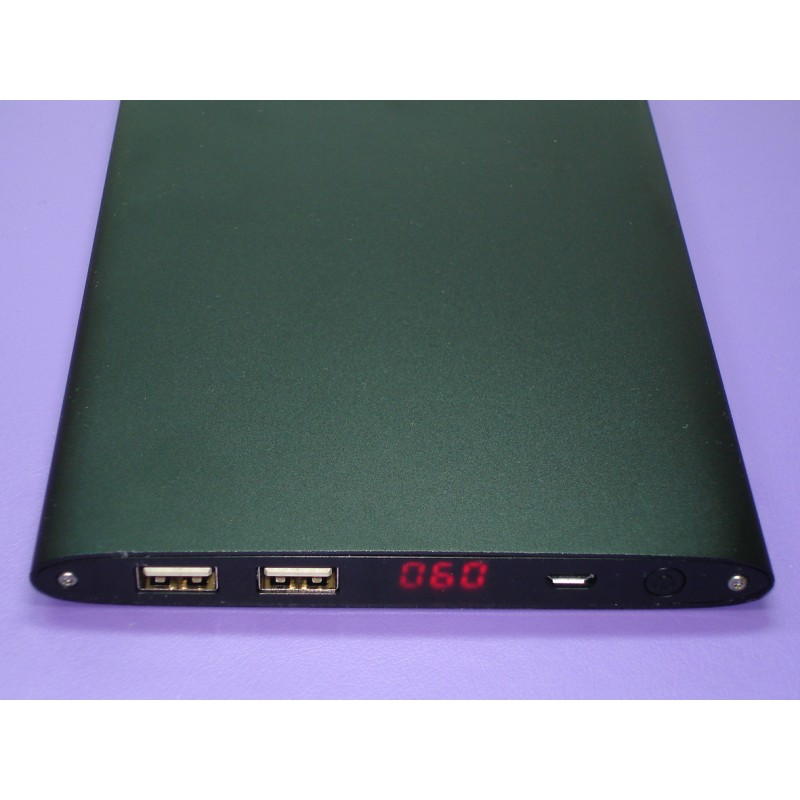 Универсальный внешний аккумулятор Powerbank 8000mAh