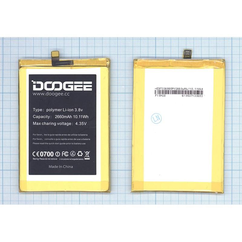 Аккумуляторная батарея Y200 для DOOGEE F5