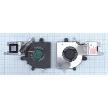 Вентилятор (кулер) для ноутбука Clevo Casper M1110