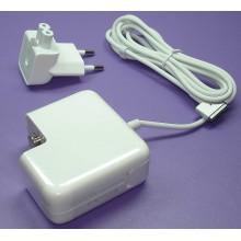 Блок питания (сетевой адаптер) для ноутбуков Apple 14.85V 3.05A 45W MagSafe2 T-shape REPLACEMENT
