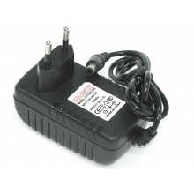 Блок питания (сетевой адаптер) AC 12V 2A 5.5x2.5