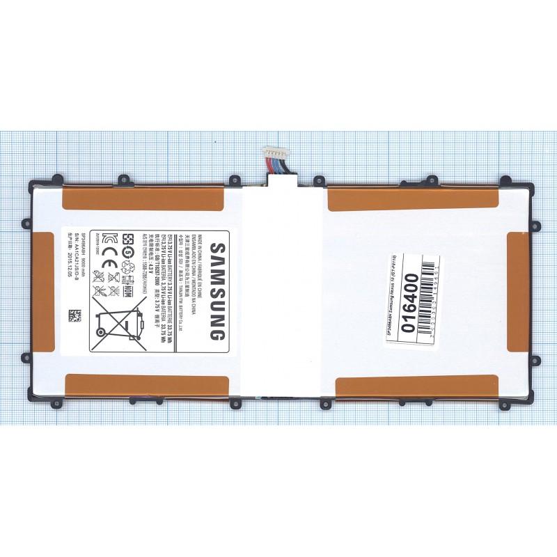 Аккумуляторная батарея SP3496A8H для Samsung Nexus 10 (GT-P8110)