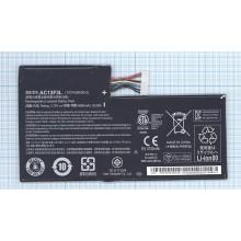 Аккумуляторная батарея AC13F3L для Acer Iconia Tab A1-810, 811