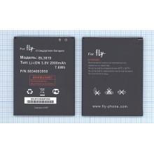 Аккумуляторная батарея BL3819 для Fly IQ4514 Evo Tech 4