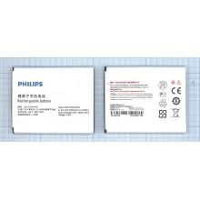 Аккумуляторная батарея AB3300BWMC для Philips W8555/W8560
