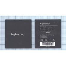 Аккумуляторная батарея Zera S для Highscreen Zera S (rev.S)