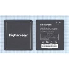 Аккумуляторная батарея Zera F для Highscreen Zera F