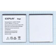 Аккумуляторная батарея для Explay Vega 2000mAh