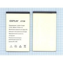 Аккумуляторная батарея для Explay Atom 2000mAh
