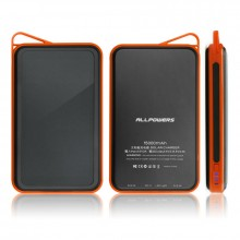 Универсальный внешний аккумулятор ALLPOWERS AP-SP15000 Solar Charger 15000mAh ORIGINAL