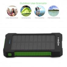 Универсальный внешний аккумулятор ALLPOWERS X-DRAGON XD-S10000 Solar Charger 10000mAh ORIGINAL