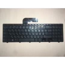 Клавиатура для ноутбука Dell Inspiron N5110 15R L702X черная БУ