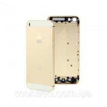Задняя крышка (корпус) для Apple IPhone 5 gold