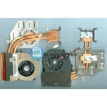 Система охлаждения SONY VAIO VPC-F (дискретная видеокарта)