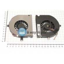 Вентилятор (кулер) для ноутбука TOSHIBA Qosmio X300 X305    4403050
