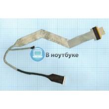 Шлейф матрицы для ноутбука TOSHIBA L350 L355 17