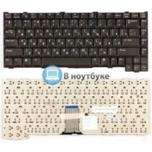 Клавиатура для ноутбука Dell Inspiron 1200 2200 Latitude 110L PP10S черная