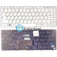 Клавиатура для ноутбука MSI X-Slim X300 X320 X340 X400 U210 EX460 U250 белая