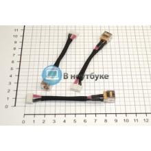 Разъем для ноутбука ACER Extensa 5220 series (EX5220-2516) с кабелем