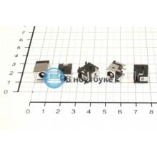 Разъем для ноутбука ASUS Z3300AE A4L(Z9000) A6K A6R W1000 d=2.5mm 2600003  1603300